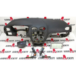 FORD FOCUS 2 2008 -2011 4 PALOS KIT AIRBAGS COMPLETO FORD FOCUS 2ª GENER. 2008-2009-2010-2011 (RESTY)