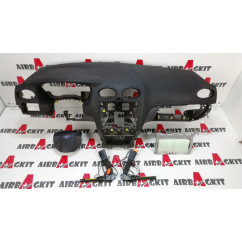 FORD FOCUS 2 2008 -2011 3 PALOS KIT AIRBAGS COMPLETO FORD FOCUS 2ª GENER. 2008-2009-2010-2011 (RESTY)