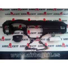 FORD FOCUS C-MAX 2005 - 2007 Nº2 KIT AIRBAGS COMPLETO FORD C- MAX / GRAND C-MAX 1ª GEN 2003-2004-2005-2006-2007